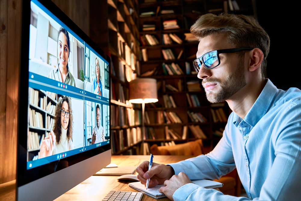 video meetings live streaming connections